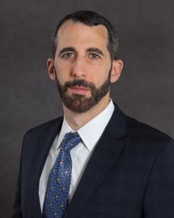 Attorney J. David Morrissy